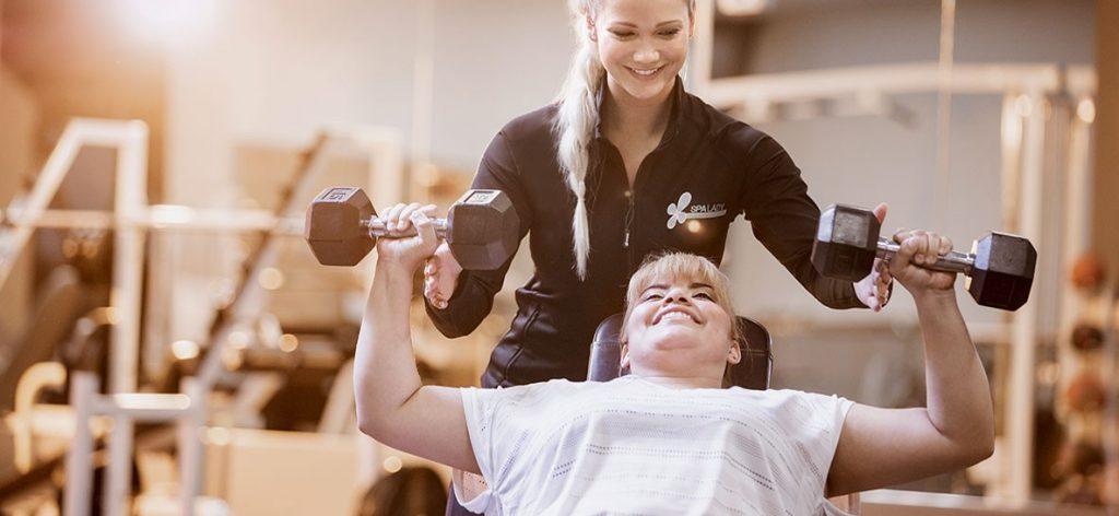 female personal trainers toronto