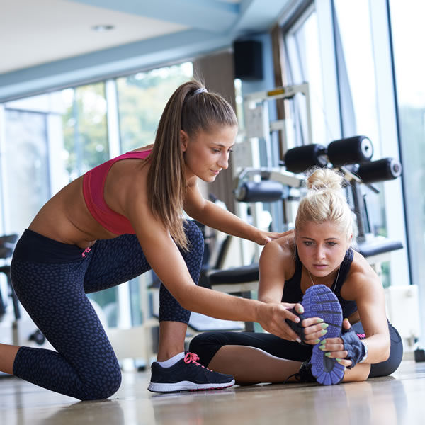 female personal trainers toronto